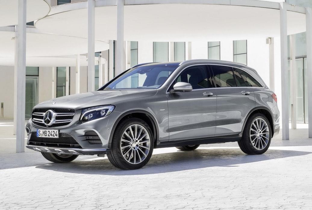 Mercedes- GLC- 250