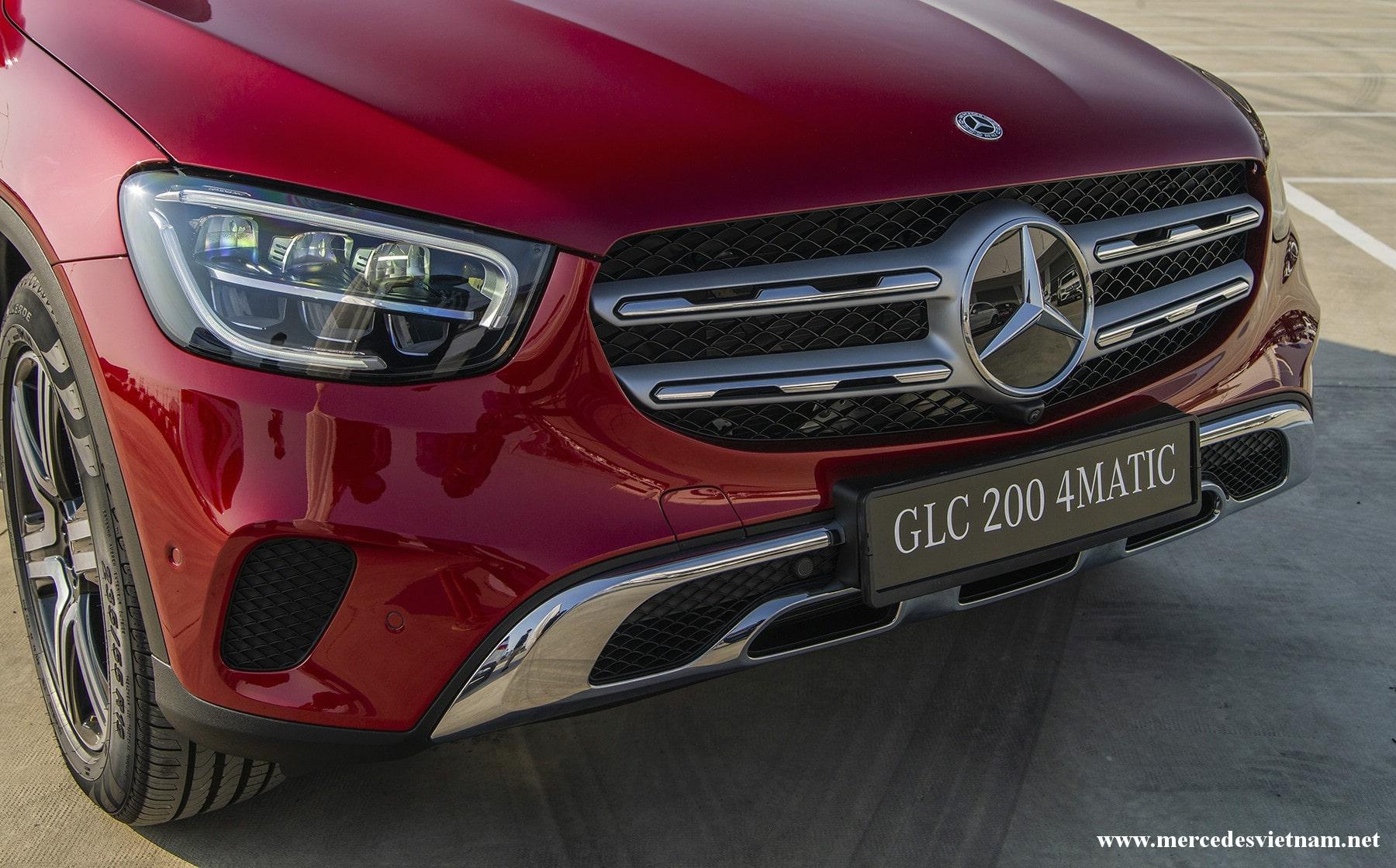 Mercedes GLC 200 4Matic 2021