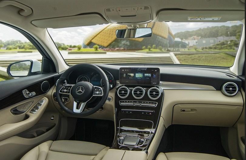 Bảng giá lăn bánh Mercedes GLC 200