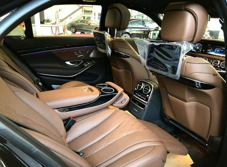 Mercedes S450 Luxury 2021