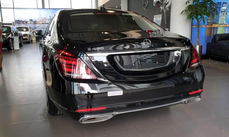 Mercedes S450 2021 giá bao nhiêu ?