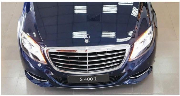 Bảng giá lăn bánh Mercedes-Benz S400 2021
