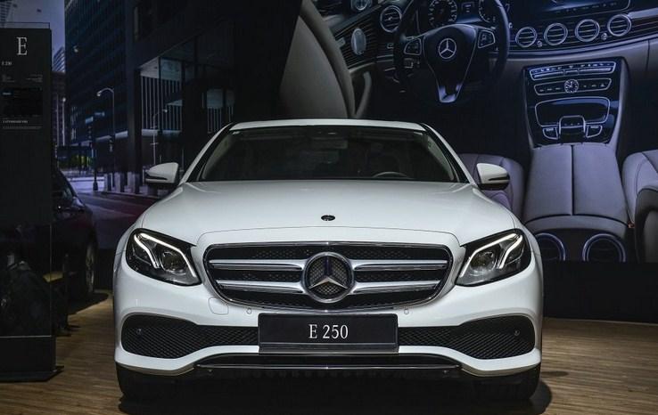 Bảng giá lăn bánh Mercedes E250 2021