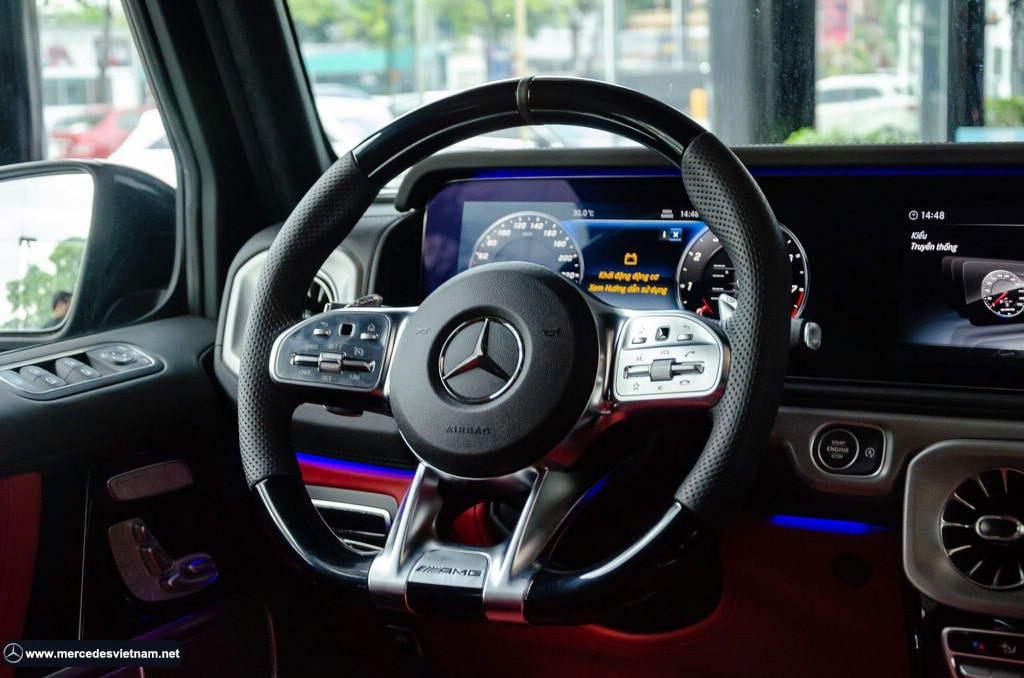 Mercedes-AMG G63 4Matic 2021