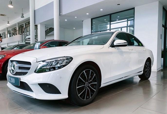 Mercedes C200 2021