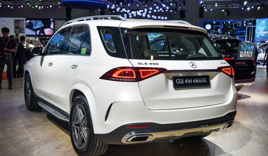 Mercedes GLE 450 4Matic 2021