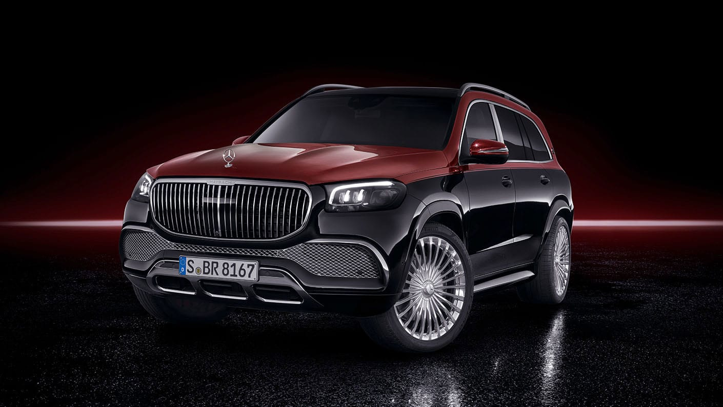 Mercedes-Maybach GLS 600 4Matic 2021