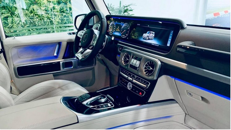 Bảng giá lăn bánh Mercedes-AMG G63