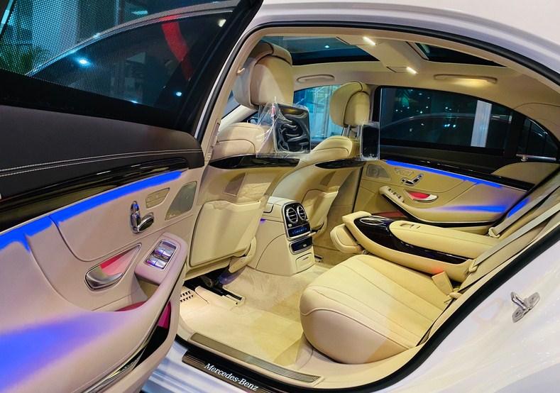 Bảng giá lăn bánh Mercedes S450