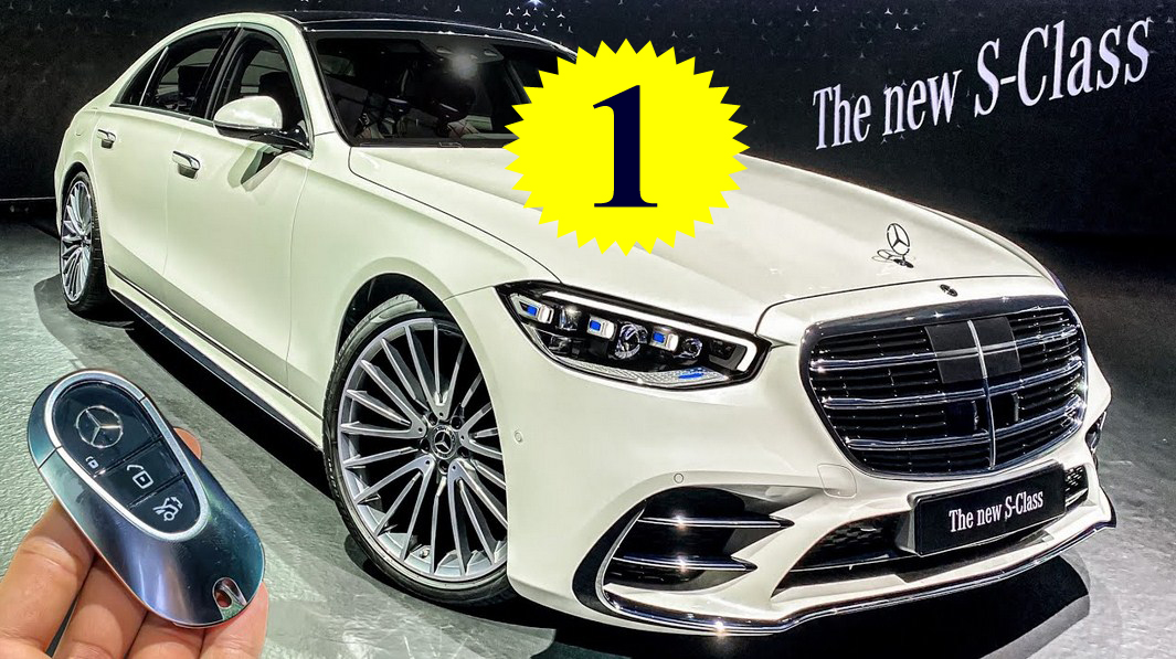 Mercedes-Benz đã bán được hơn 2,16 triệu xe du lịch vào năm 2020 - lại là thương hiệu sang trọng hàng đầu, vượt qua BMW, Audi
