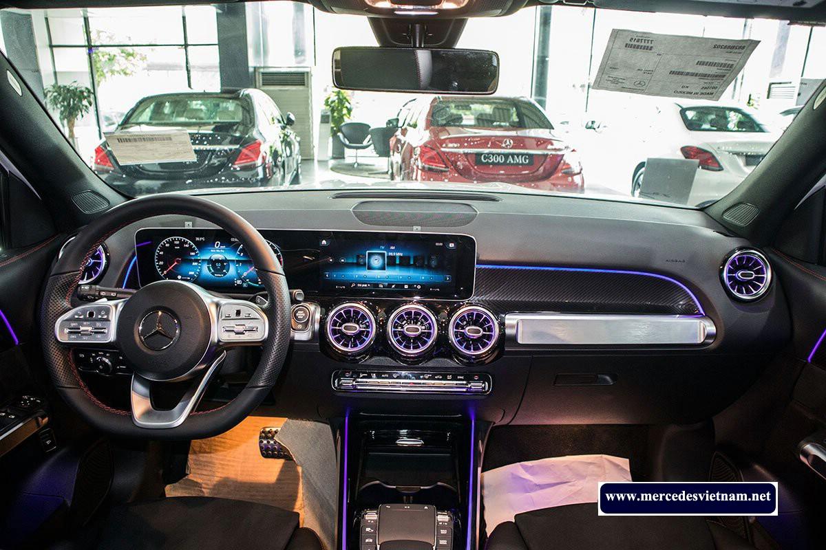 Bảng giá lăn bánh Mercedes GLB 200