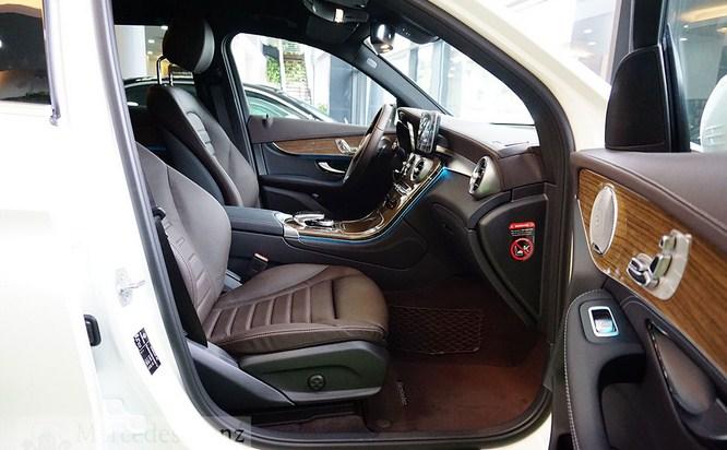 Bảng giá lăn bánh Mercedes GLC 250 4Matic