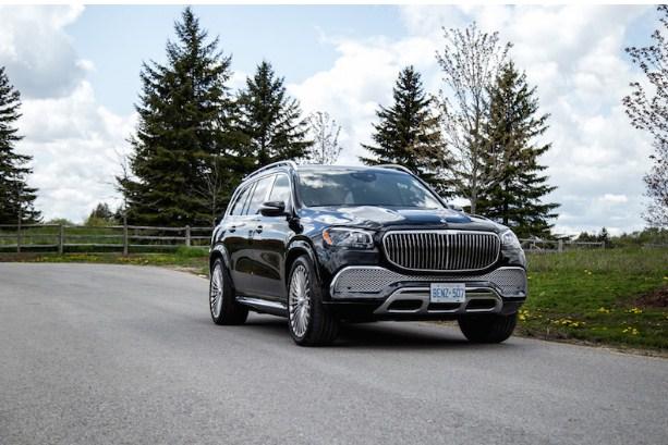 Đánh giá: Mercedes-Maybach GLS 600 2021