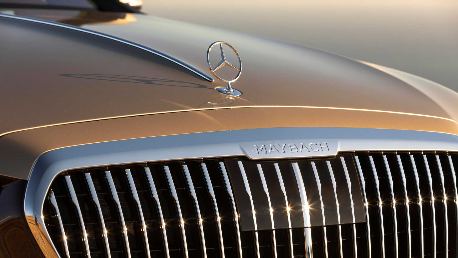Mercedes-Maybach S680 2022