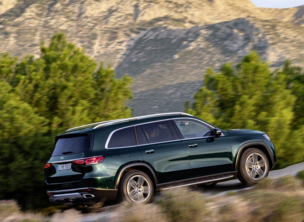 Mercedes GLS 450 2022